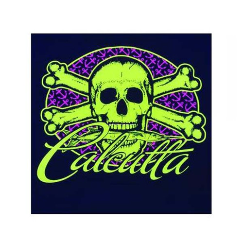 Calcutta Ladies Navy Anchors T-Shirt W/ Colored Logo