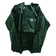 Calcutta Commercial Grade Green Rainjacket