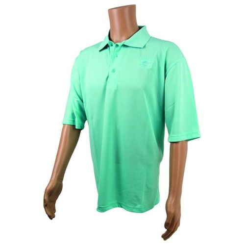 Sea Foam Technical Polo Shirt By Calcutta