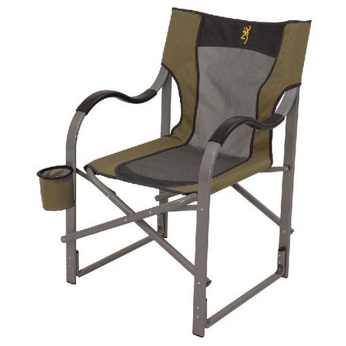 Browning Camping Cool Chair 425lb Capacity