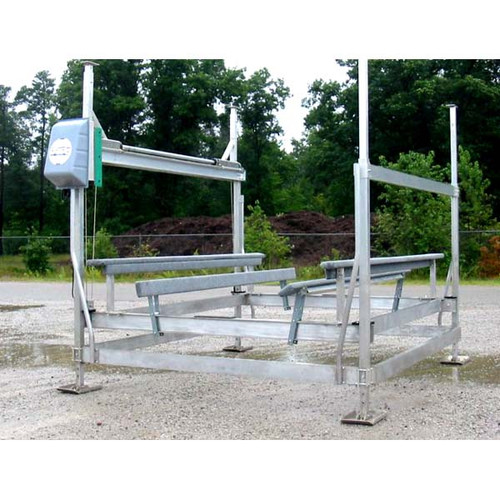 Craftlander 8000 lb Capacity Vertical Boat Lift