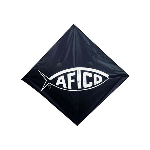 Basic Kite For Light- Med. W/ 2 Set Spars By Aftco