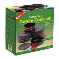 Coghlan's Carbon Steel Non-Stick Cookware Set