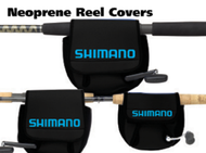 Shimano Spinning Reel Covers - Black