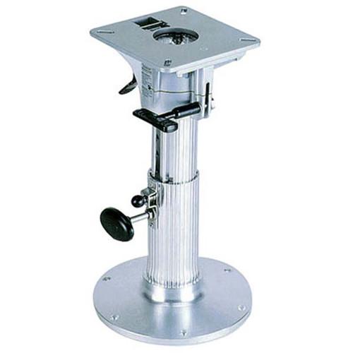 Garelick Blue Water Adjustable Height Ribbed Series Pedestal - Positive Pin Lock