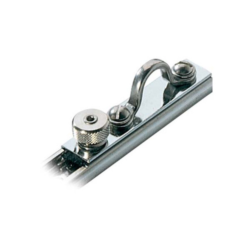 "Ronstan Series 19 C-Track Slide - Saddle Top & Spring Loaded Stop - 71mm(2-25/32"") Length"