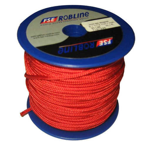 FSE Robline Mini Reel Orion 500, Red, 2mm x 30M