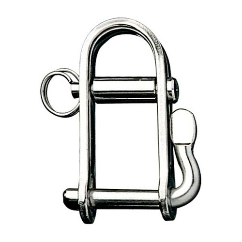 "Ronstan Halyard Shackle - 6.4mm(1/4"") Pin"