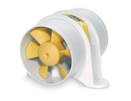 "Shurflo 4"" Yellow Tail Blower"