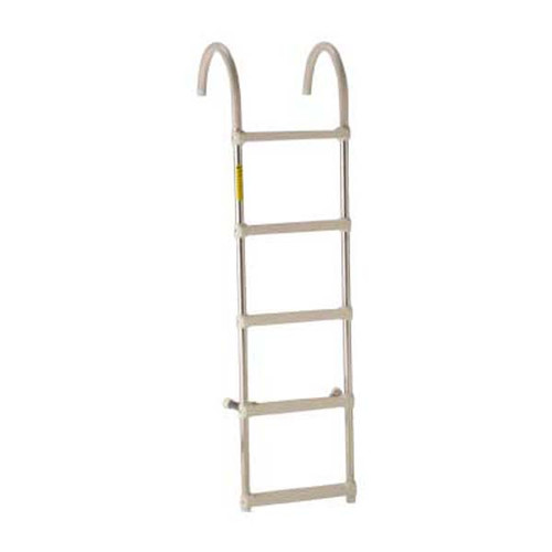 "Garrelick Portable Boarding Ladder - 11"" Hook"