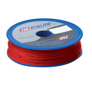 FSE Robline Waxed Tackle Yarn Whipping Twine, Red, 0.8mm x 80M