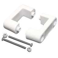 Sea Dog Fillet Table Rail Mount Bracket - Square