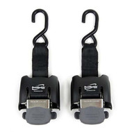 Boat Buckle G2 Stainless Steel Retractable Transom Tie-Downs