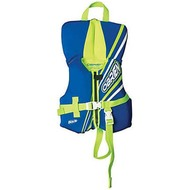 O'Brien Infant Life Vest - Blue/Green