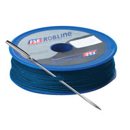 FSE Robline Waxed Yarn Whipping Twine Kit, Blue, 0.8mm x 80M