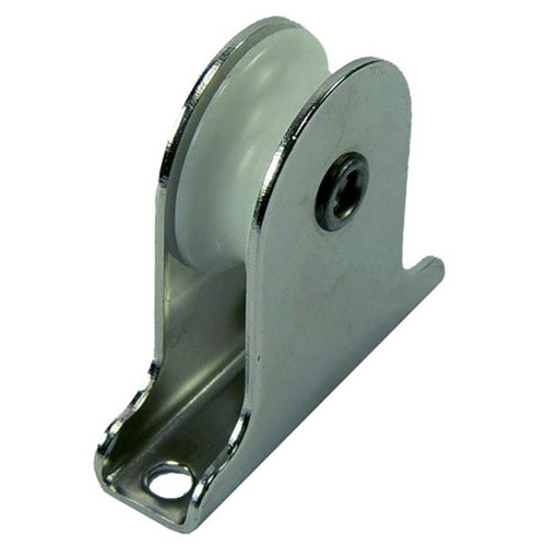 "Ronstan Single Lead Block - 19mm(3/4"") Sheave Diameter"