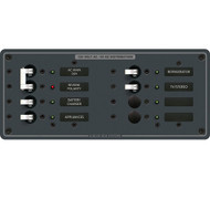 Blue Sea 8412 AC Switch Panel