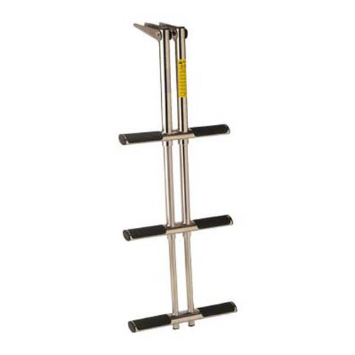 Garelick Telescoping Stainless Steel Sport/Diver Ladder (Platform Mount)