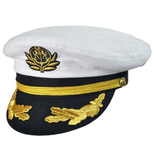 Deluxe Captain's Hat