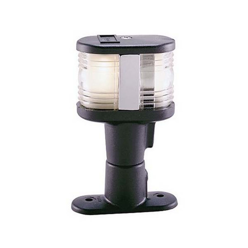 Perko Fixed-Mount Combo Masthead/All-Around Light - White, 3 3/16""