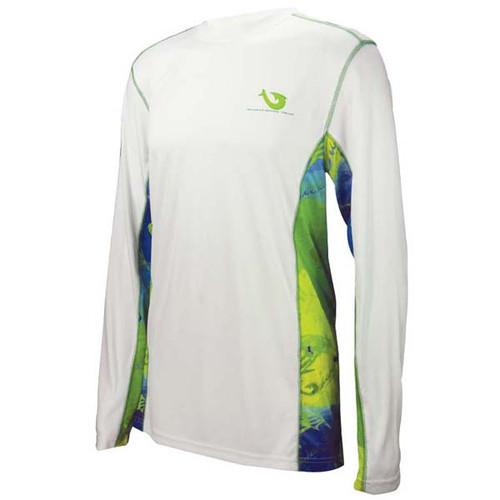 Mojo Dolphin Vented Wireman Long Sleeve Shirt