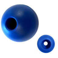 "Ronstan Parrel Bead - 32mm(1-1\/4"") OD - Blue - (Single)"
