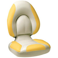Attwood Centric Fully Upholstered Seat - Off-White Base Color