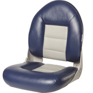 Tempress NaviStyle High Back Folding Boat Seat