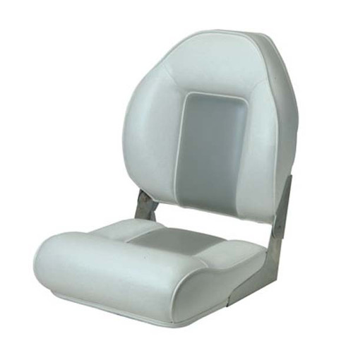 Garelick 690 Citation High Back Premium Fold-Down Seat