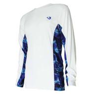 Mojo Marlin Vented Wireman Long Sleeve Shirt
