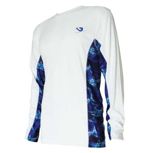 Mojo Marlin Vented Wireman Long Sleeve Shirt