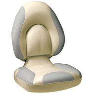 Attwood Centric Fully Upholstered Seat - Tan Base Color