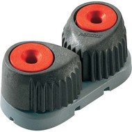 Ronstan T-Cleat Cam Cleat - Medium - Red w/Grey Base