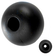"Ronstan Parrel Bead - 16mm(5\/8"") OD - Black - (Single)"