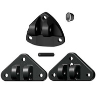 Lenco Marine Universal Actuator Mounting Bracket Replacement Kit