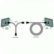 Lenco Marine 20' Flybridge Kit - Standard Switch