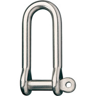 "Ronstan Long Dee Shackle - 1\/2"" Pin - 2-27\/32""L x 23\/32""W"