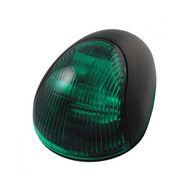 Attwood Marine 2-Mile Vertical Mount Sidelights - Green