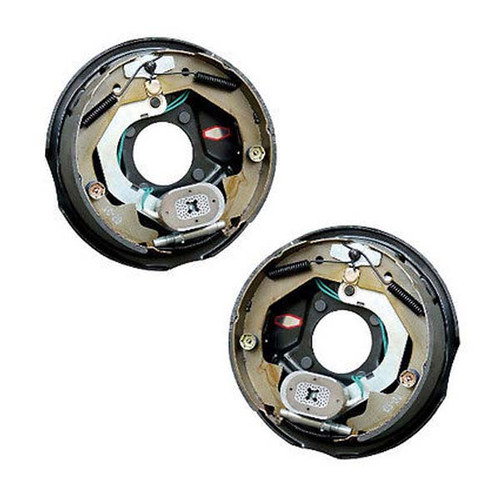 "Tie Down Electric Drum Brake - 10"" - Pair"