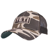 YETI Adjustable Camo Hat