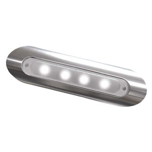 Taco Marine LED Deck Light - Pipe Mount