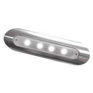 Taco Marine LED Deck Light - Pipe Mount
