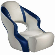 Attwood Aergo Boat Seat - Off-White Base Color