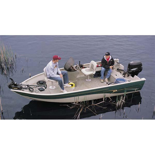 Metal Boat Covers : Aluminum fishing boat cover guard ft