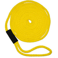 Softlines Boat Mooring Line - Yellow
