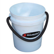 Shurhold Rope Handle White Bucket