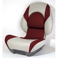 Attwood Centric II Fully Upholstered Seat - Tan Base Color