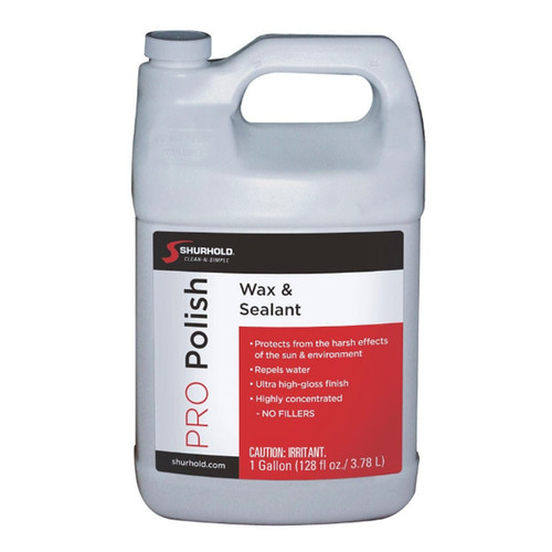 Shurhold Pro Polish Wax Gallon
