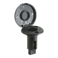 Attwood LightArmor 3-Pin Round Pole Base