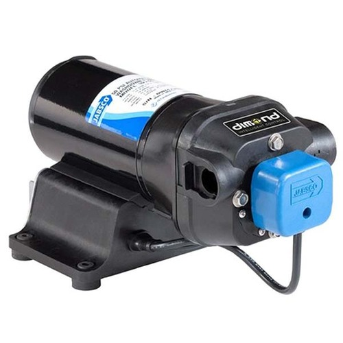 Jabsco 5.0 GPM Water Pressure Pump